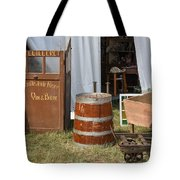The French Visitor Tote Bag