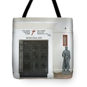 The Friars Crypt Tote Bag