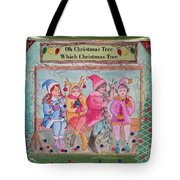 The Friends - Oh Christmas Tree Tote Bag