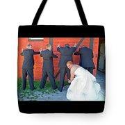 The Frisky Bride Tote Bag