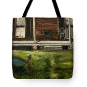 The Front Porch Tote Bag