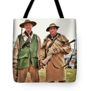 The Frontiersmen Tote Bag