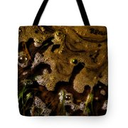 The Frothy Veil Tote Bag