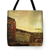The Frozen Tundra Tote Bag by Joel Witmeyer