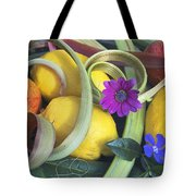 The Fruits Of Summer Tote Bag