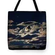 The Full Buck Moon Tote Bag