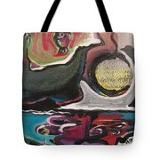 The Full Moon2 Tote Bag