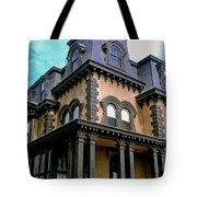 The Fulton Mansion Tote Bag