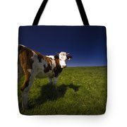 The Funny Cow Tote Bag