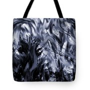 The Furious Beauty Of Nature Tote Bag