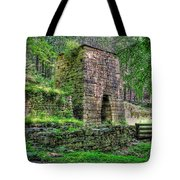 The Furnace Tote Bag
