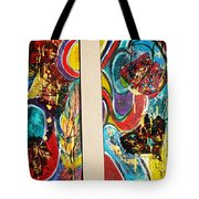 The Future Is Big And Bright Tote Bag