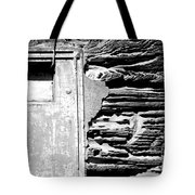 The Future - There Is A Crack In Everything Tote Bag