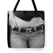 The G M Belt Tote Bag