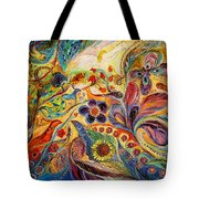The Galilee Village Tote Bag