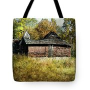 The Gallery Is Closed Tote Bag