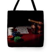 The Gambler Tote Bag