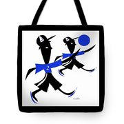 The Game 2 Tote Bag