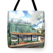 The Garcia Building Tote Bag