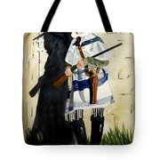 The Garde Tote Bag