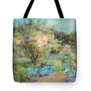 The Garden At Kilmurry Tote Bag