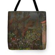 The Garden Boris Grigoriev Tote Bag