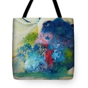The Garden Tote Bag by Gregory Dallum