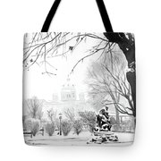 The Garden Tote Bag