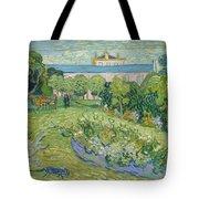 The Garden Of Daubigny Tote Bag