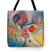 The Garden Of Dreams Tote Bag