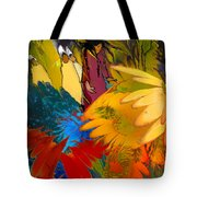 The Garden Of Sins Tote Bag