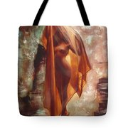 The Garden Of Stones Tote Bag