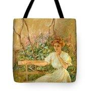 The Garden Seat 1911 Tote Bag