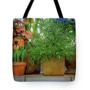 The Garden Shelf Tote Bag
