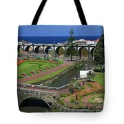 The Gardens Of Ribeira Grande Tote Bag