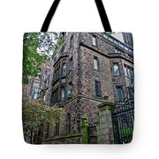 The Gates Of Yale Tote Bag
