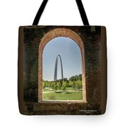 The Gateway To The Arch Tote Bag