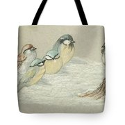 The Gathering Tote Bag by Ginny Youngblood