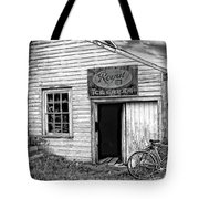 The General Store Bw Tote Bag