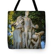 The Genius Maria Luisa Park Seville Spain Tote Bag