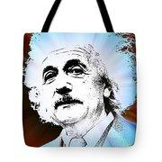 The Genius Mind Tote Bag