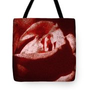 The Gentle Savage Tote Bag