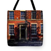 The Georgian Terraces At Riversdale Place 2 Tote Bag