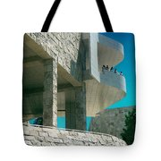 The Getty Panel Three From Triptych Tote Bag