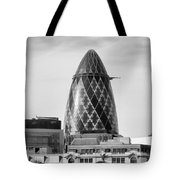 The Gherkin Tote Bag