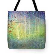 The Ghost Forest Tote Bag