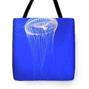 The Ghost In The Water Tote Bag