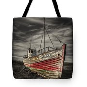 The Ghost Ship Tote Bag