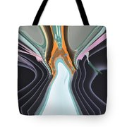 The Ghostly Ghost Tote Bag