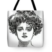 The Gibson Girl Tote Bag